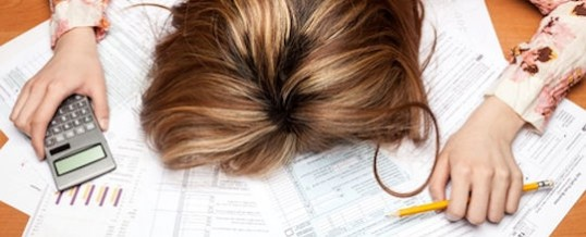 Income Tax Time – Saving Money and Saving Trouble