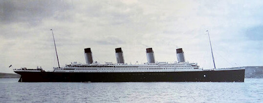 Raise Your Dues So We Can Turn the Titanic?